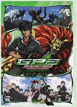 ガンパレード・オーケストラ 緑の章 DVD-BOX[DVD] / アニメ