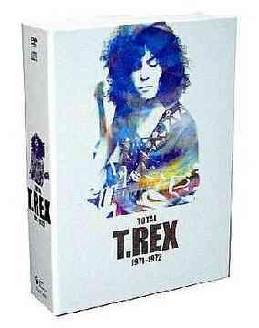 TOTAL T.REX 1971-1972 [1DVD+5CD][DVD] / T.レックス
