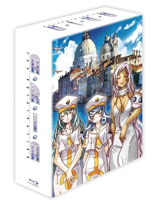 ARIA The ORIGINATION Blu-ray BOX[Blu-ray] / アニメ, ペンネペンネフリーク PLUS b68b5ee3