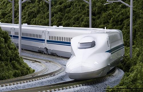 【KATO】[Nゲージ] 10-549 N700系新幹線「のぞみ」 増結(8両)[グッズ]