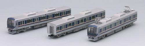 【トミーテック】[Nゲージ] トミックス 92358 321系通勤電車 (2次車) 基本セット3両[グッズ]