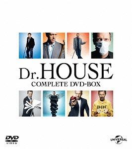 Dr.HOUSE/ドクター・ハウス コンプリート DVD BOX[DVD] / TVドラマ