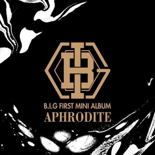 引き出物 1st ミニ アルバム: アフロディーテ 輸入盤 B.I.G 買い物 CD