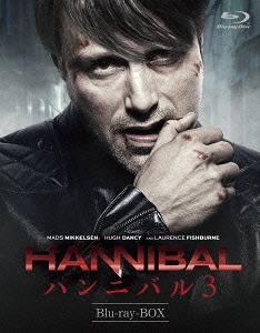 HANNIBAL/ハンニバル3 Blu-ray BOX[Blu-ray] / TVドラマ