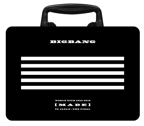 BIGBANG WORLD TOUR 2015~2016 [MADE] IN JAPAN: THE FINAL DELUXE EDITION [2Blu-ray+2CD+PHOTO BOOK] [初回生産限定][Blu-ray] / BIGBANG