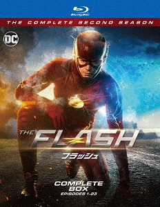 THE FLASH/フラッシュ <セカンド・シーズン> コンプリート・ボックス[Blu-ray] / TVドラマ