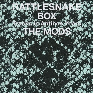 RATTLESNAKE BOX THE MODS Tracks in Antinos Years [DVD付完全生産限定盤] [Blu-spec CD2][CD] / モッズ