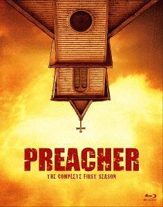 PREACHER プリーチャー シーズン1 ブルーレイ コンプリートBOX [初回生産限定][Blu-ray] / TVドラマ