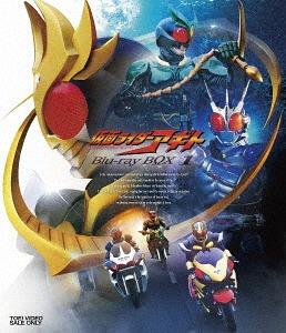 仮面ライダーアギト Blu-ray BOX 1[Blu-ray] / 特撮