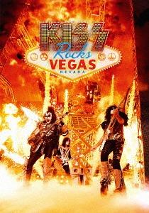 キッス・ロックス・ヴェガス [Blu-ray+2CD+アコースティック・ライヴCD+Tシャツ/5000セット完全限定生産][Blu-ray] / KISS
