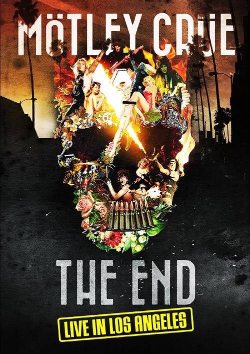 「THE END」ラスト・ライヴ・イン・ロサンゼルス 2015年12月31日+劇場公開ドキュメンタリー映画「THE END」 [Blu-ray+ライヴCD+ドキュメンタリーBlu-ray+Tシャツ/完全生産限定版][Blu-ray] / モトリー・クルー