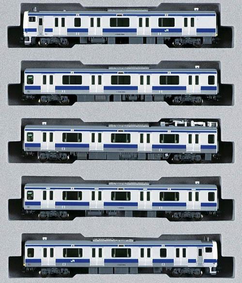 【KATO】[Nゲージ]10-283 E531系常磐線 付属編成(5両)[グッズ]