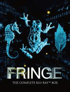 FRINGE/フリンジ <シーズン1-5> ブルーレイ全巻セット[Blu-ray] / TVドラマ