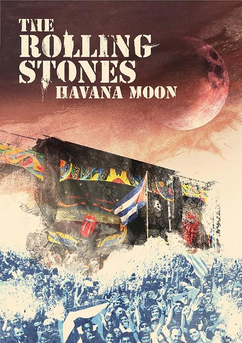 ハバナ・ムーン ストーンズ・ライヴ・イン・キューバ2016 [Blu-ray+2CD+Tシャツ (Lサイズのみ)/完全生産限定版][Blu-ray] / ザ・ローリング・ストーンズ