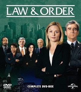 LAW&ORDER/ロー・アンド・オーダー〈ニューシリーズ〉 コンプリート DVD-BOX[DVD] / TVドラマ
