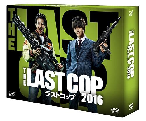 今年も話題の THE LAST LAST/ COP THE/ラストコップ 2016 DVD-BOX[DVD]/ TVドラマ, タノチョウ:898a945d --- canoncity.azurewebsites.net