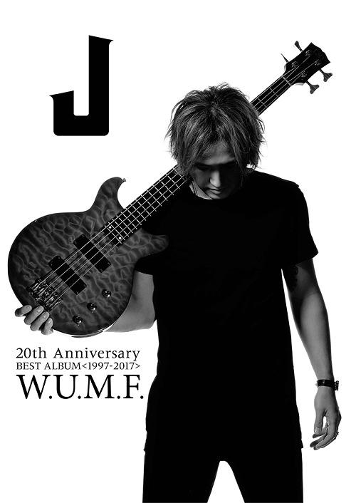 J 20th Anniversary BEST ALBUM <1997-2017> W.U.M.F. SPECIAL BOX SET [2CD+Blu-ray+BAND SCORE+PHOTO BOOK] [初回生産限定盤][CD] / J