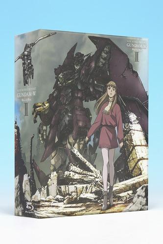 新機動戦記ガンダムW Blu-ray Box 2 [特装限定版][Blu-ray] / アニメ