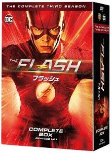 THE FLASH/フラッシュ <サード・シーズン> コンプリート・ボックス[DVD] / TVドラマ