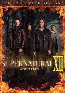 SUPERNATURAL XII <トゥエルブ・シーズン> DVD コンプリート・ボックス[DVD] / TVドラマ
