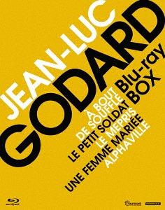 ジャン=リュック・ゴダール Blu-ray BOX Vol.1/ヌーヴェル・ヴァーグの誕生[Blu-ray] / 洋画