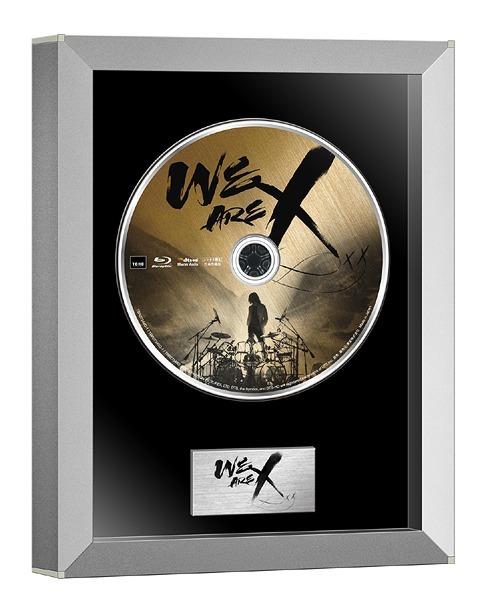 WE ARE X コレクターズ・エディション (1枚組)[Blu-ray] / X JAPAN