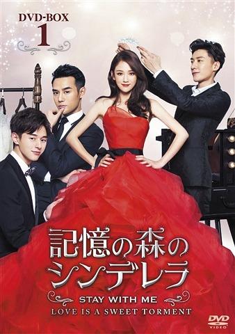 記憶の森のシンデレラ~STAY WITH ME~ DVD-BOX 1[DVD] / TVドラマ