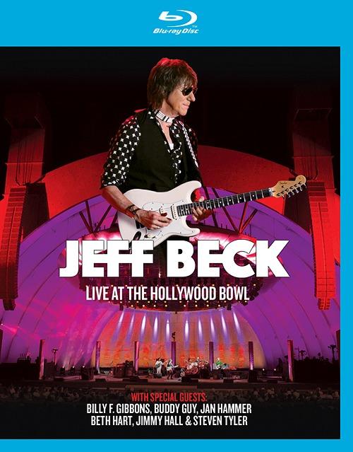 ライヴ・アット・ハリウッド・ボウル 2016 デラックス・エディション [Blu-ray+2CD+3LP+Tシャツ/完全生産限定盤][Blu-ray] / ジェフ・ベック