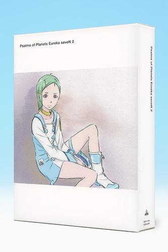 TVシリーズ 交響詩篇エウレカセブン DVD BOX 2 [特装限定版][DVD] / アニメ