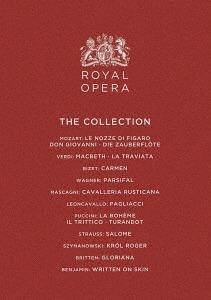 ロイヤル・オペラ・コレクション[DVD] / オペラ