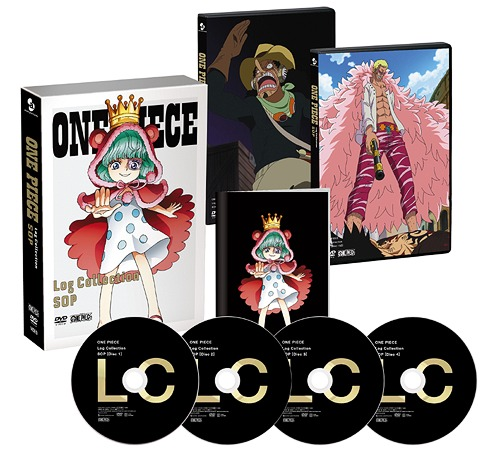 """ONE PIECE Log Collection """"SOP""""[DVD] / アニメ"""