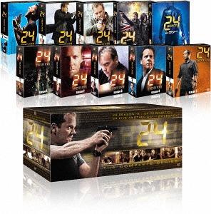 24-TWENTY FOUR- コンプリート DVD-BOX (「24 -TWENTY FOUR- レガシー」付)[DVD] / TVドラマ