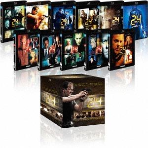 24-TWENTY FOUR- コンプリート ブルーレイBOX (「24 -TWENTY FOUR- レガシー」付)[Blu-ray] / TVドラマ