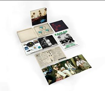 ホテル イーグルス・カリフォルニア: 40周年記念デラックス・エディション [2CD+Blu-ray Audio/デラックスエディション][CD]// イーグルス [2CD+Blu-ray/ ※ゆうメール利用不可, 海津町:45f00bcb --- sunward.msk.ru