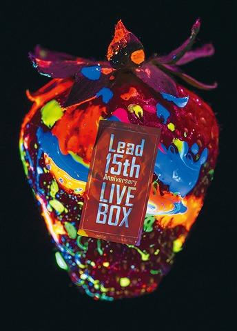 Lead 15th Anniversary LIVE BOX[Blu-ray] / Lead
