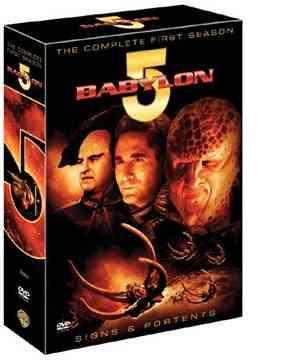 バビロン5 <ファースト・シーズン> コレクターズ・ボックス[DVD] / 洋画