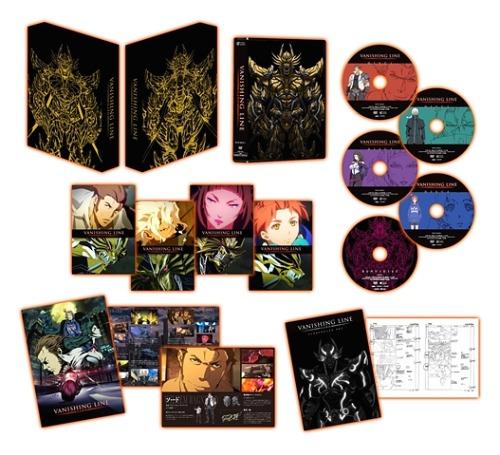 牙狼<GARO>-VANISHING LINE- DVD BOX 1[DVD] / アニメ