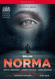 送料無料選択可 売れ筋 ベッリーニ: 歌劇 クラシックオムニバス DVD 海外並行輸入正規品 ノルマ