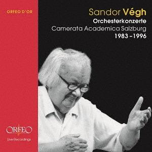 シャーンドル・ヴェーグ: ORFEO録音集 1983-1996年 [完全数量限定盤][CD] / クラシックオムニバス