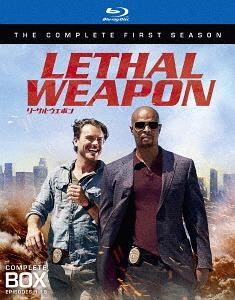 リーサル・ウェポン<ファースト・シーズン> コンプリート・ボックス[Blu-ray] / TVドラマ