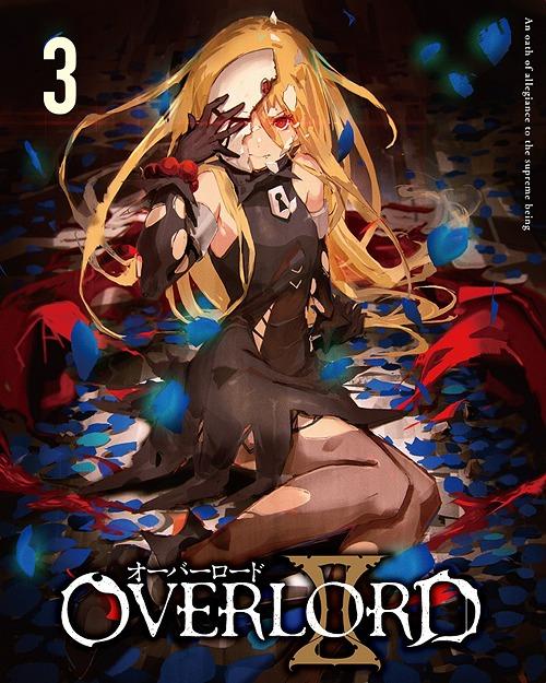 オーバーロード II 3[DVD] / アニメ