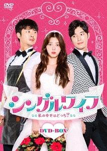 シングルワイフ~私の幸せはどっち?~ DVD-BOX[DVD] / TVドラマ