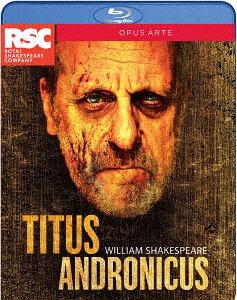 【送料無料選択可】 シェイクスピア: 《タイタス・アンドロニカス》[Blu-ray] / 舞台 (ロイヤル・シェイクスピア・カンパニー)