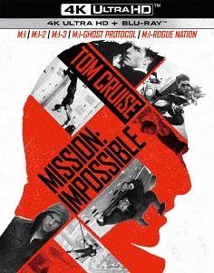 ミッション:インポッシブル 5 ムービー・コレクション [4K ULTRA HD + Blu-rayセット][Blu-ray] / 洋画