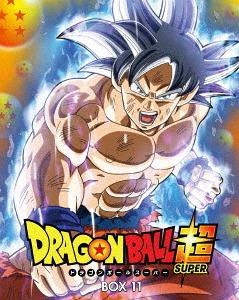 ドラゴンボール超 Blu-ray BOX 11[Blu-ray] / アニメ