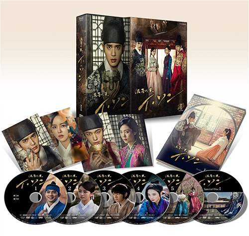 仮面の王 イ・ソン DVD-BOX I[DVD] / TVドラマ