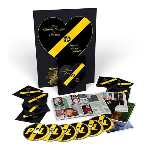 / [完全生産限定盤][CD] ザ・パブリック・イメージ・イズ・ロットン [5SHM-CD+2DVD] パブリック・イメージ・リミテッド (ソングス・フロム・ザ・ハート)