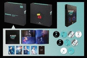 BIGBANG JAPAN DOME TOUR 2017 -LAST DANCE-: THE FINAL [7DVD+2CD/初回生産限定][DVD] / BIGBANG