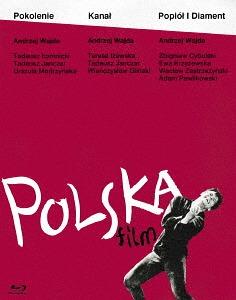 ポーランド映画傑作選1 アンジェイ・ワイダ 〈抵抗三部作〉 Blu-ray BOX[Blu-ray] / 洋画