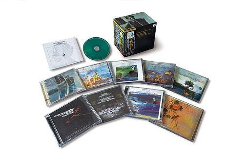 マーラー: 交響曲全集 [完全生産限定盤][SACD] / レナード・バーンスタイン (指揮)